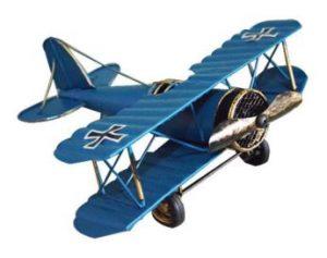 Vintage-Airplane-Model-for-Office-Desk