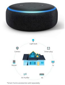 Echo-dot-smart-devices-to-gift-men-on-birthday