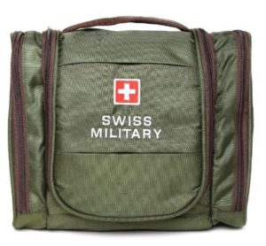 Swiss-Military-Green-Toiletry-Bag-to-gift-men