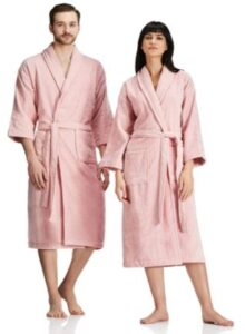 bathrobe to gift men on valentine day