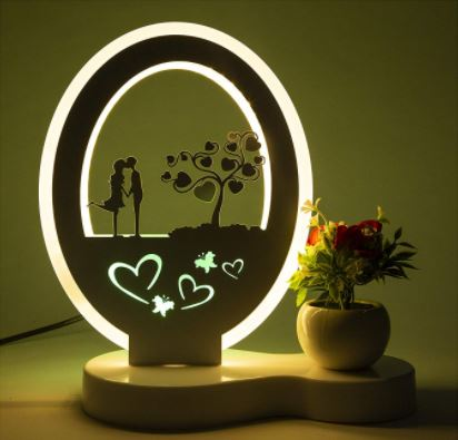 lovely-table-lamp-for-husband-on-valentine-day