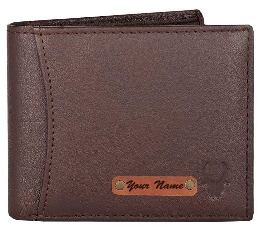 personalized wallet to gift husband on valentines day
