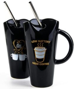 coffee mug gift for a hardworking man