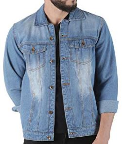 denim jacket to gift your brother