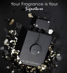 luxury perfume for men