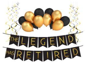 retirement celebration gift for men