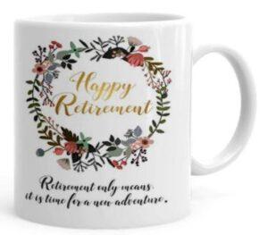 retirement mug for men